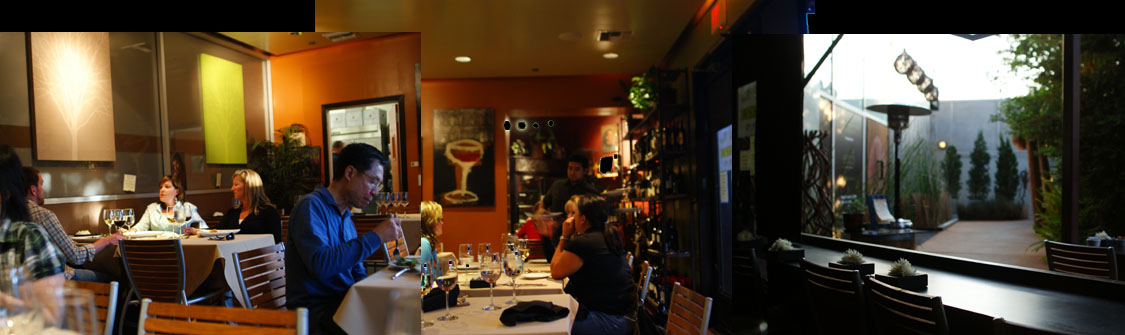 Old Vine Café Interior
