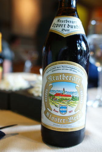 Reutberger Export Dunkel (Germany), 11.2oz