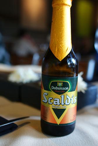 Scaldis Belgian Ale, 8.48oz