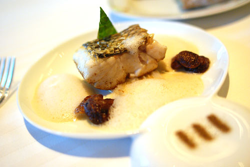 Crispy Sea Bass with Delicate Spices
