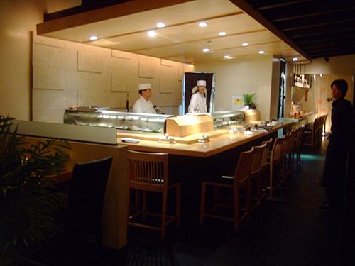 Hachi Interior