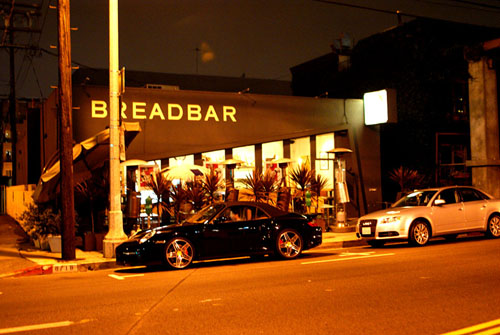 Breadbar Exterior
