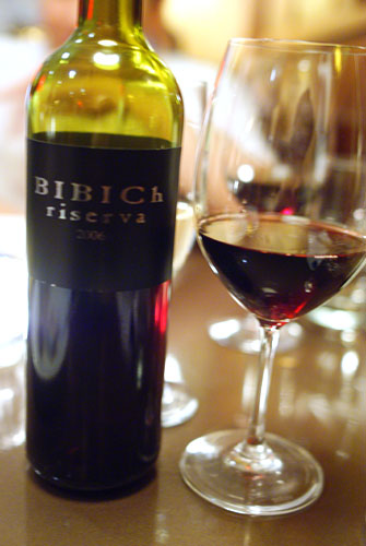 2006 Bibich Riserva