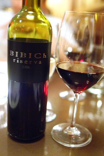 2006 Bibich Riserva