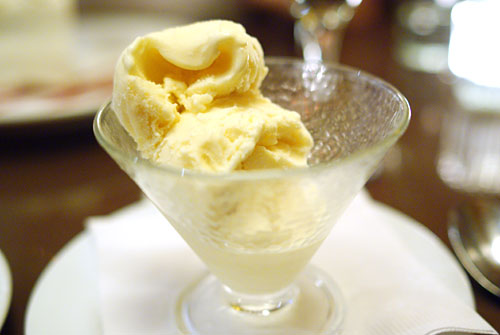 Sage Ranch Honey Ice Cream