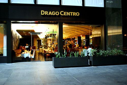 Drago Centro Exterior