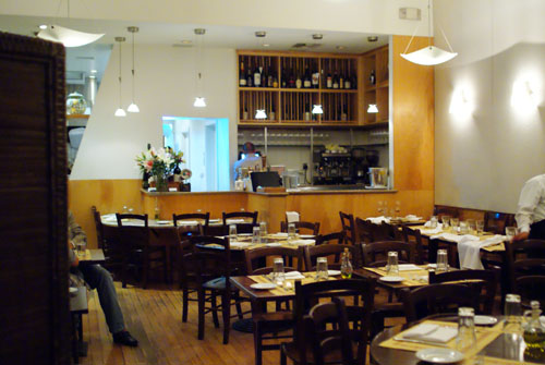 Angelini Osteria Interior