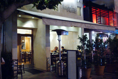 Angelini Osteria Exterior