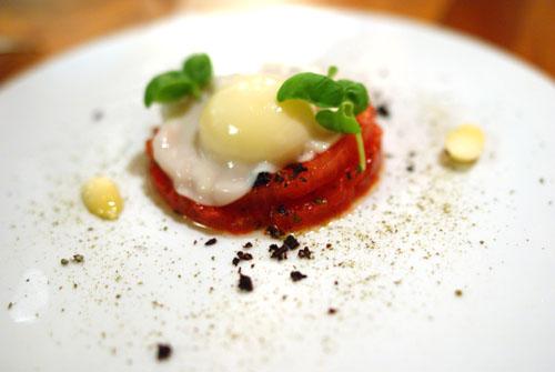 Japanese Tomato Tartare