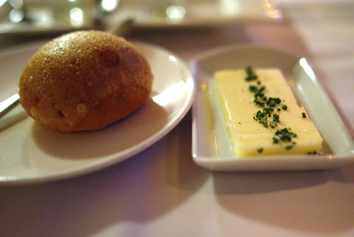 Emmental Bread and Butter