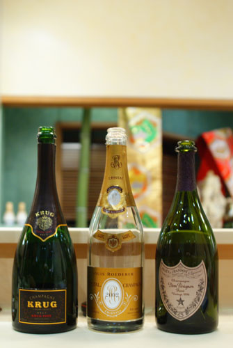 Three Wise Men of Champagne