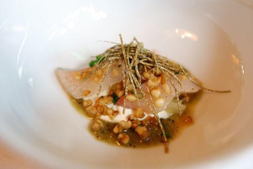 kanpachi sashimi