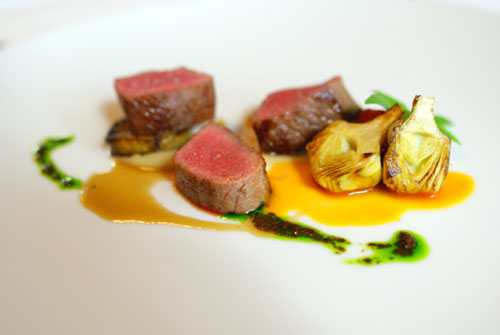 loin of colorado lamb