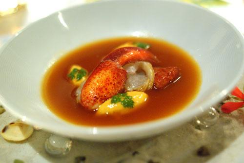 Japanese Bouillabaisse