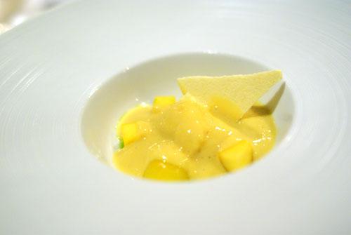 'Mango Lassi'