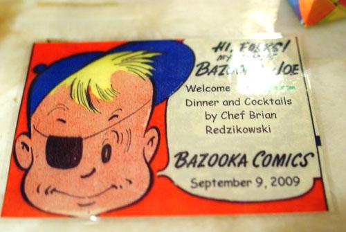 'Bazooka Joe'