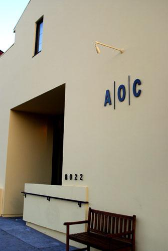A.O.C. Exterior