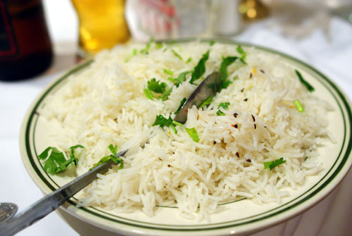 Basmati Boiled Rice