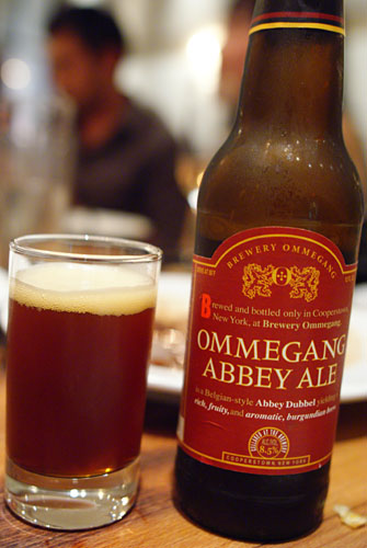 Ommegang Abbey Style Ale