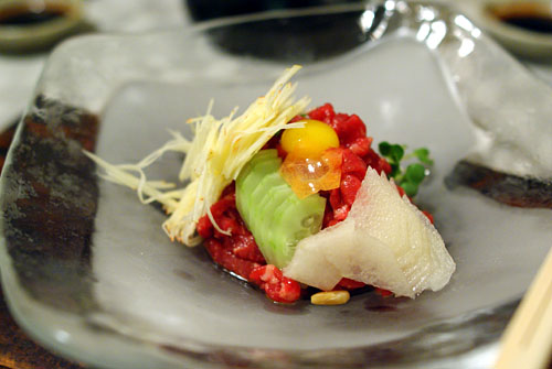 Beef Tartare
