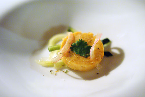 Shrimp gallentine
