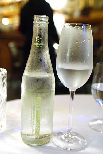 Cucumber Dry Soda