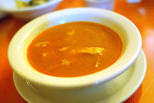 Sopa del Dia