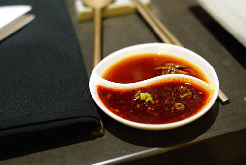 Ginger Soy Vinegar & Gochujang