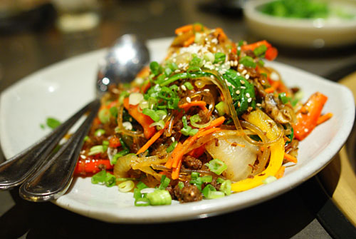 Japchae