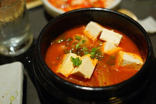 Kimchee Chigae