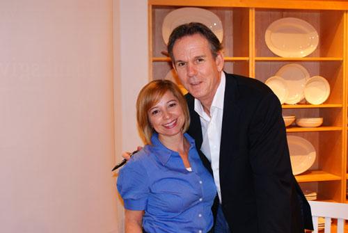 Thomas Keller & Idalia