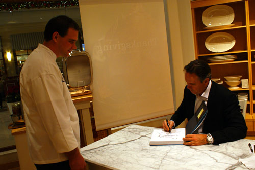 Thomas Keller & Keith