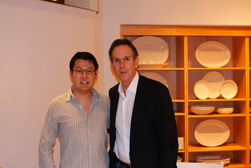 Thomas Keller & kevinEats