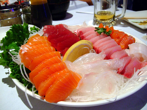 Sashimi Assortment 2