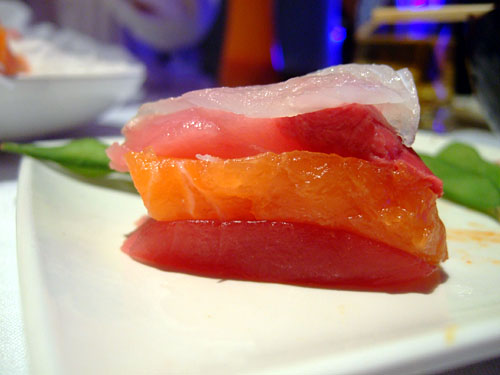 Sashimi Gangbang