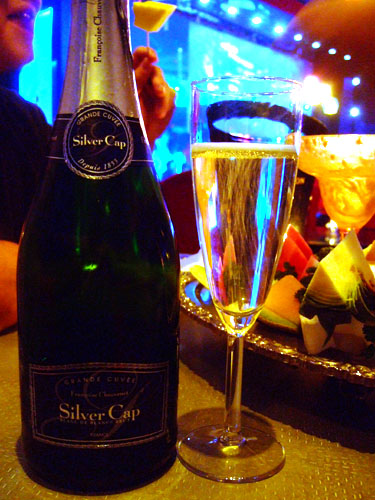 Francoise Chauvenet Silver Cap Blanc de Blancs