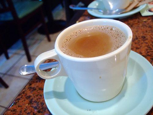 Hot Indian Masala Tea