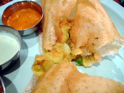 Kevineats annapurna cuisine culver city ca for Annapurna cuisine culver city