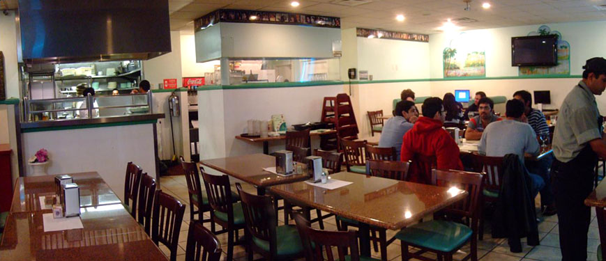 Annapurna Cuisine Interior