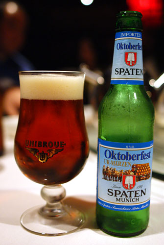 Spaten Oktoberfestbier Ur-Märzen