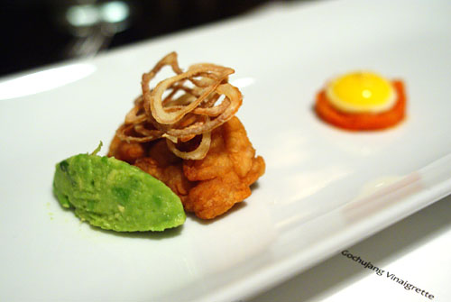 Crispy Veal Sweetbreads