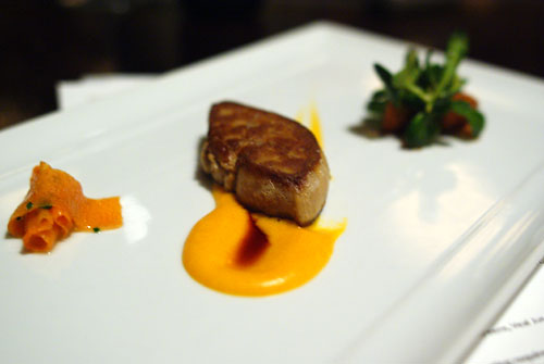 Seared Rougié Foie Gras