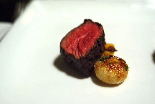 Grilled Prime Hanger Steak