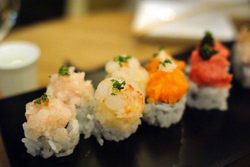 Sushi Canapé