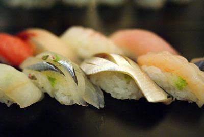 Seasonal Sushi Tasting
