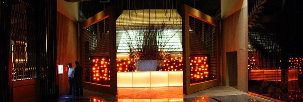 Bar Masa Exterior