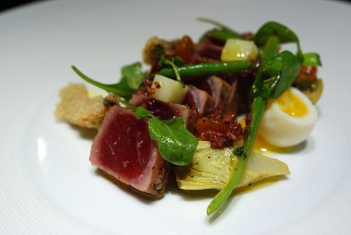 Black and Blue Tuna