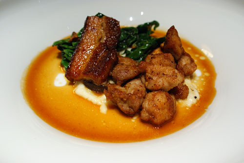 Roasted Sweetbreads