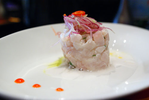 White Ceviche