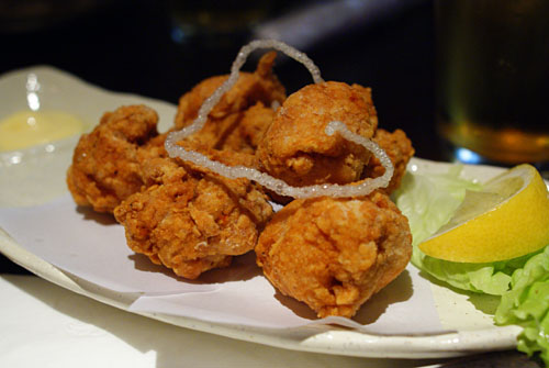 Fried 'Jidori' Chicken